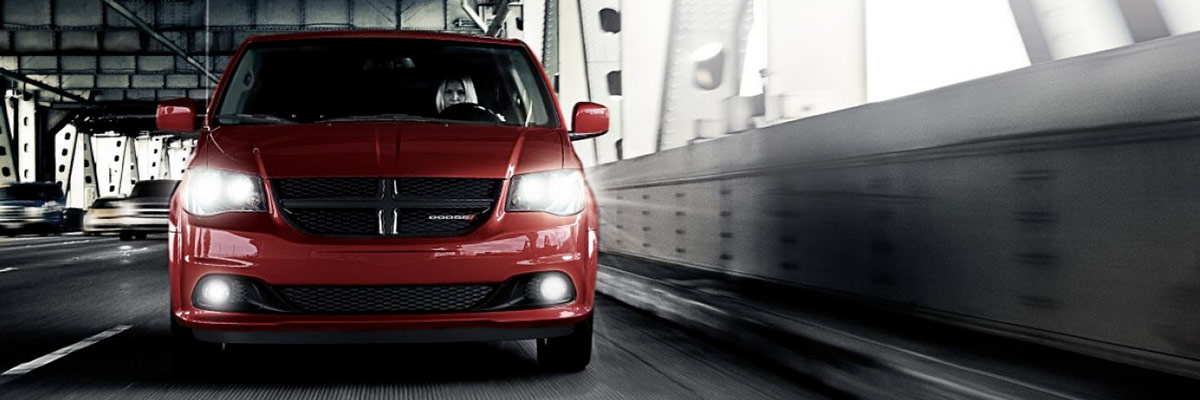 2018 Dodge Grand Caravan Specs & Performance