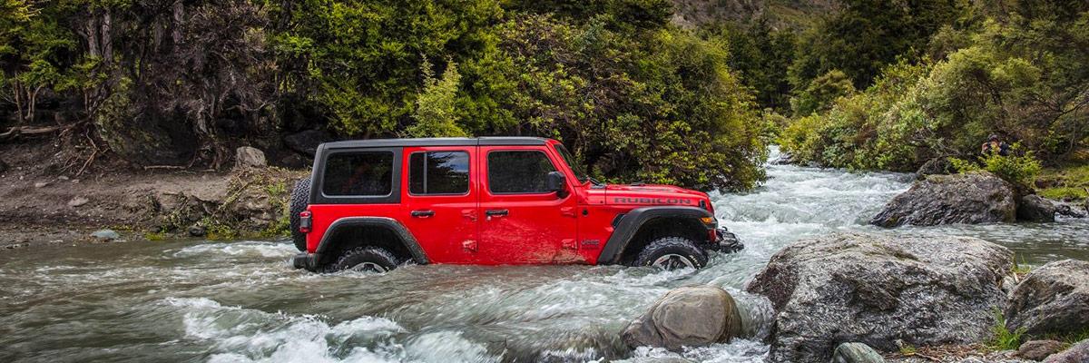 2018 Jeep Wrangler Engine Specs & Performance: