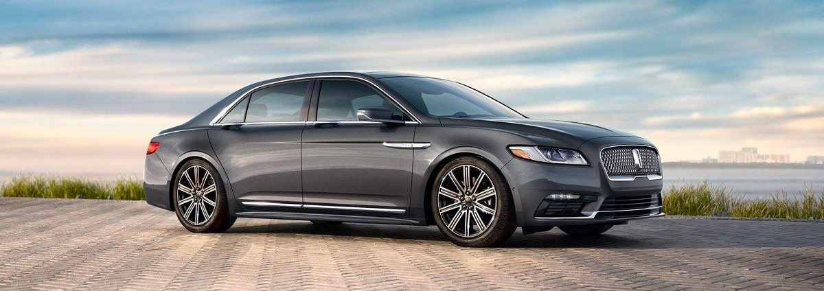 2018 Lincoln Continental header
