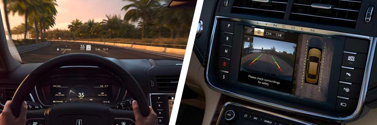 2018 Lincoln Continental Safety Features