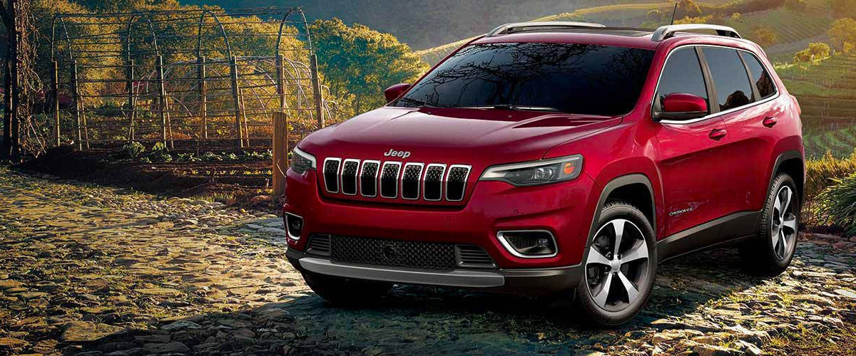 The 2019 Jeep Cherokee header