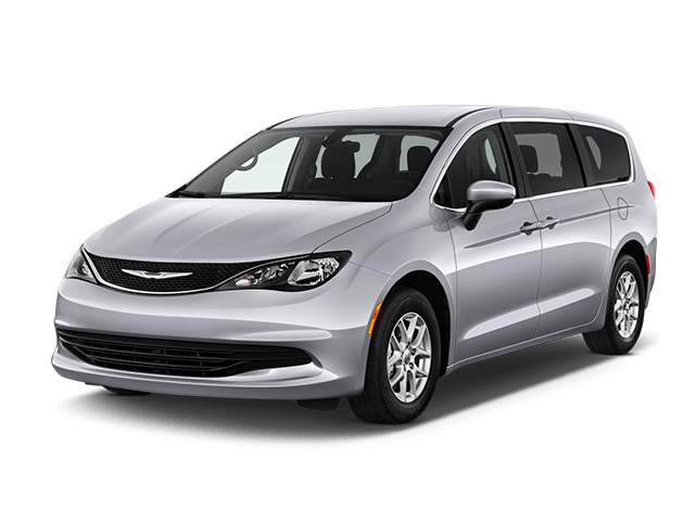 2017 Chrysler Pacifica Touring with DVD