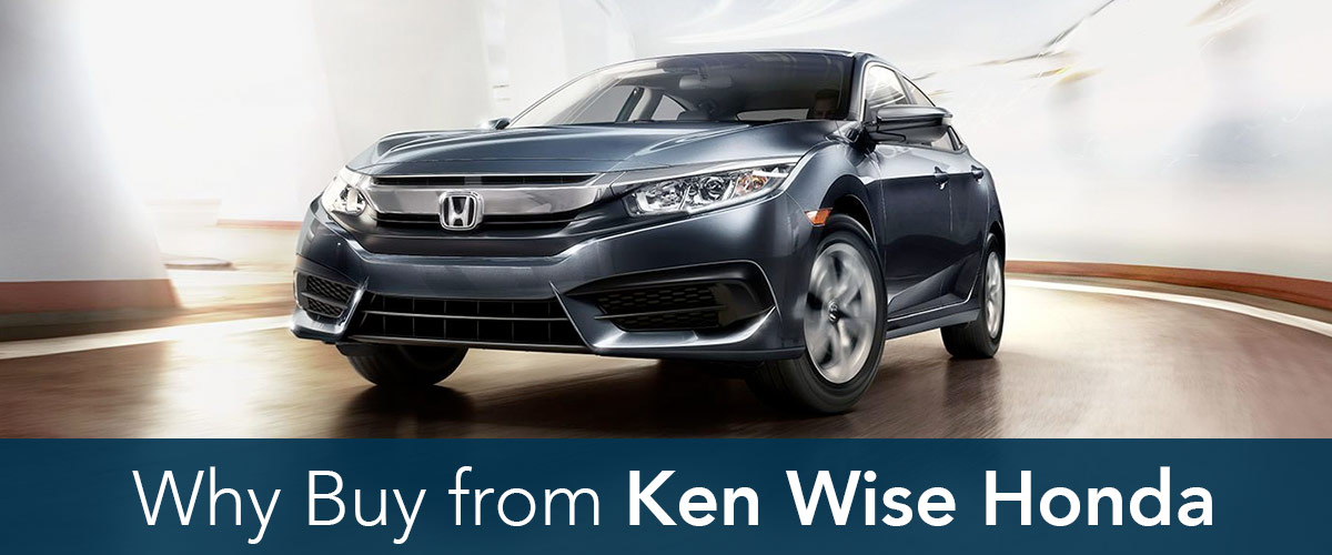 Ken Wise Honda header